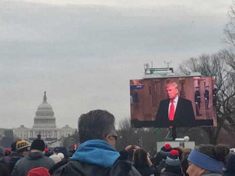 America inaugurates Donald Trump as its 45th president