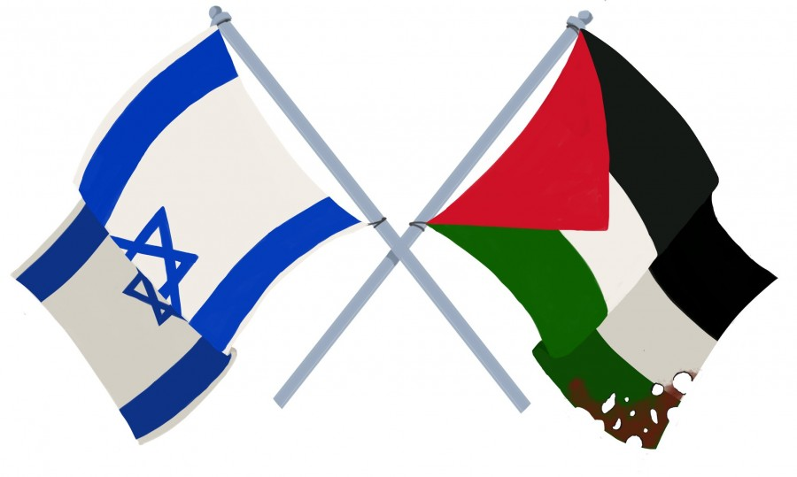 Israel and Palestine are fighting for the rights to ownership over the Gaza Strip. This part of the conflict was dated back to 1922.