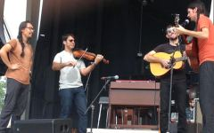 The Avett Brothers performed at Snowden Grove Amphitheatre on September 21. Their next album is set to release in late 2015 or early 2016.