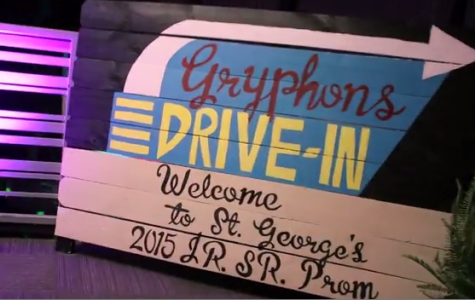 Gryphons swing at 2015 prom