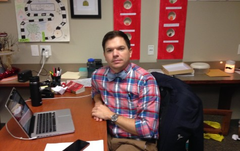 Five Questions with Mr. Jamie Roszel