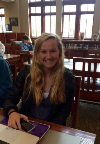 5 Questions With Amelia Griffin