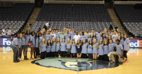Grit & Grind with the senior class