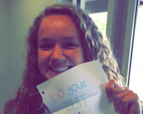 Five Questions With Abby Grace Dodson