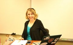 Q&A with Upper School English Teacher Ms. Marilee Mallott