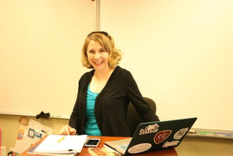 Q&A with Upper School English Teacher Ms. Marilee Mallott