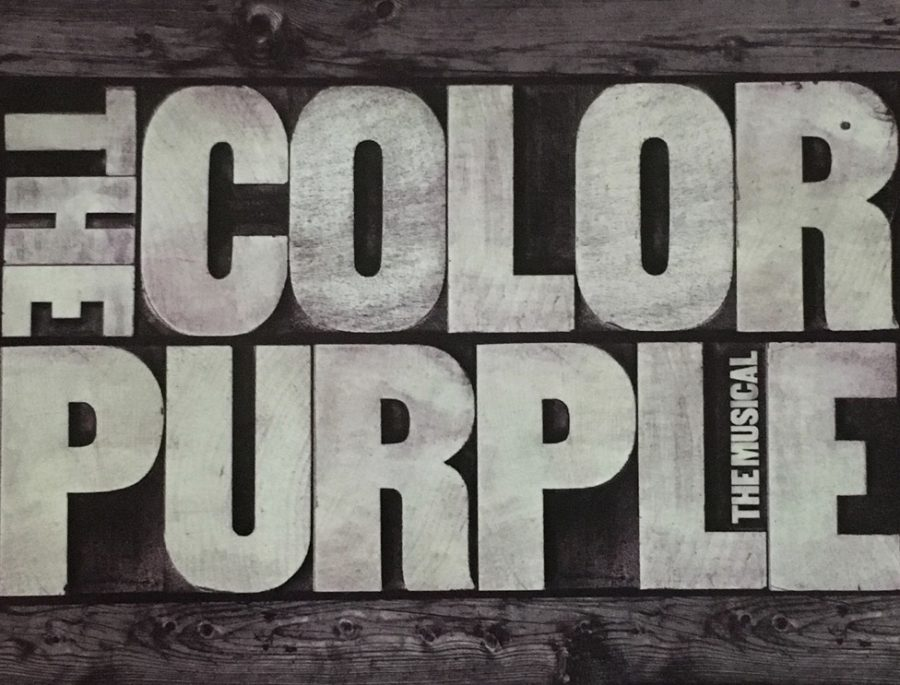 The Color Purple celebrates the power of women. It was preformed at the Orpheum during February.