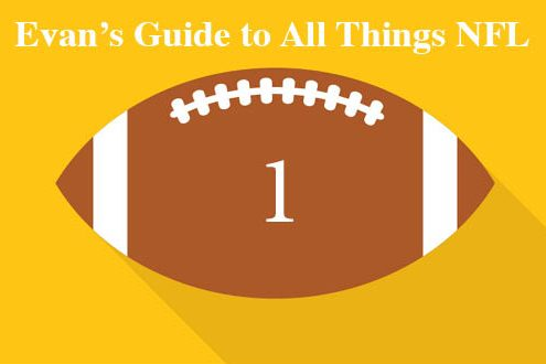 Evans Guide to All Things NFL - Recapping Week 1