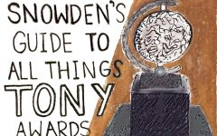 Snowden's Guide to All Things Tony Awards!