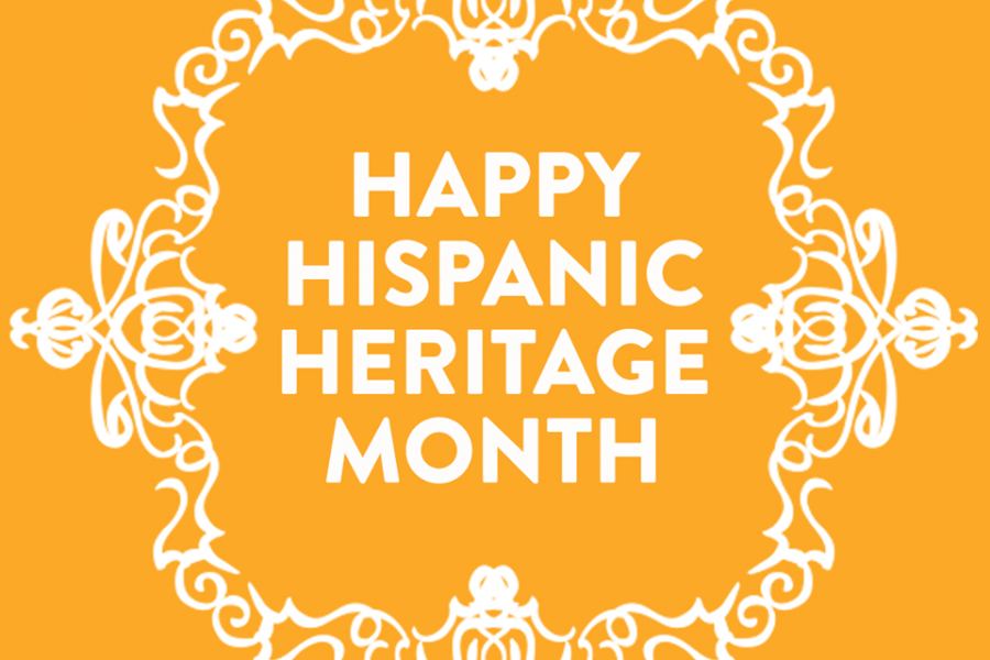 National Hispanic Heritage Month is celebrated Sept. 15-Oct. 15. Students of St. George's are encouraging the celebration of hispanic culture.