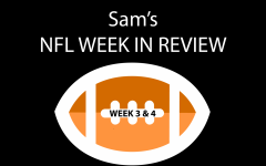 Sam's NFL Week in Review: Week Three and Four