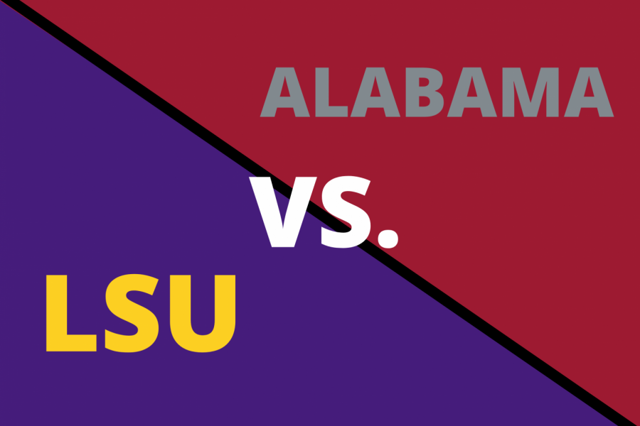 Clash of the Titans: Alabama and LSU Battle It Out in Tuscaloosa