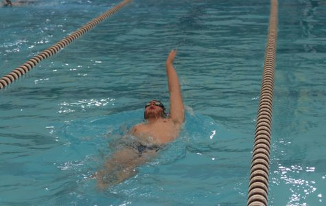 St. George's Swim Dives Into a New Season