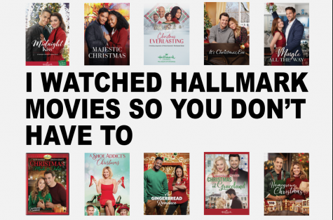 All of the Hallmark movies Spencer suffered through and reviewed.