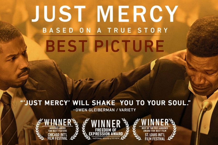 Bryan+Stevenson%27s+%22Just+Mercy%22+has+now+been+adapted+into+a+movie.+His+story%2C+defending+people+on+death+row%2C+has+been+a+regular+feature+on+the+St.+George%27s+reading+list.