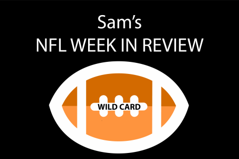 Sam's NFL Week In Review: Wild Card Weekend