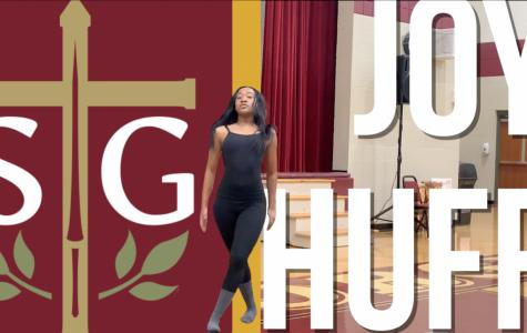 Humans of St. George's: Joy Huff