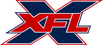 The XFL has created a new logo as part of its rebranding. The new logo  is more colorful than its 2001 counterpart.