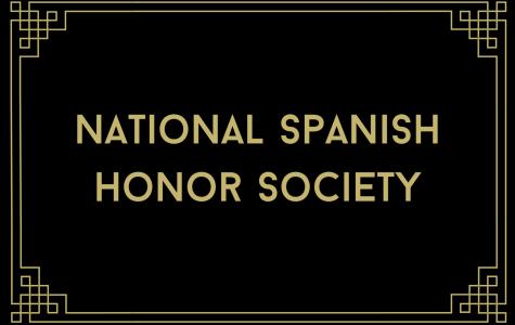 National Spanish Honor Society 2021