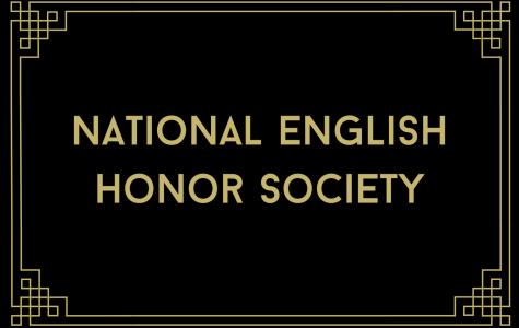 National English Honor Society 2021