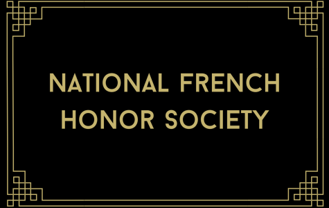 National French Honor Society 2021