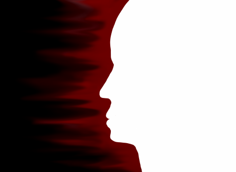 This illustration depicts a crack or divide between two contrasting backgrounds. People who live in once redlined neighborhoods are continuing to feel a separation from society and being able to obtain equal opportunities.