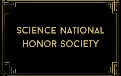Science National Honor Society 2021