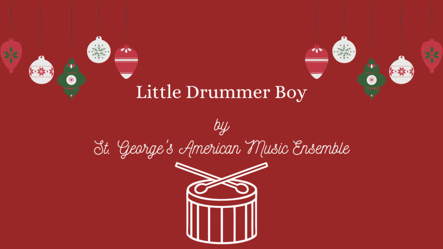 Little Drummer Boy by American Music Ensemble