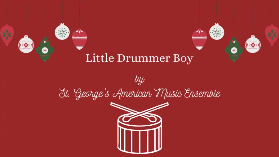 Little Drummer Boy by American Music Ensemble