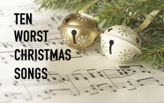 Top Ten Worst Christmas Songs