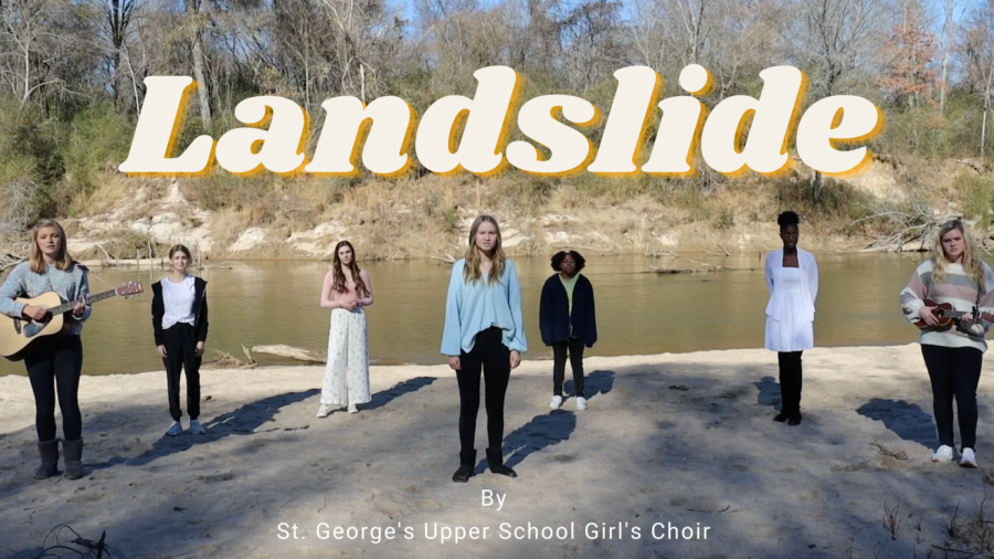 SGIS Upper School Girl's Choir: Landslide Music Video
