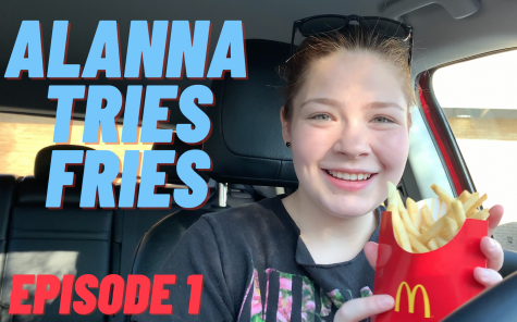 Alanna Tries Fries Episode One: McDonald
