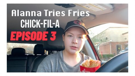 Alanna Tries Fries: Episode 3