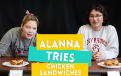 Alanna Tries Chicken Sandwiches