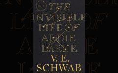 The cover for V. E. Schwab's
