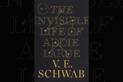 The cover for V. E. Schwab